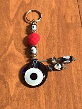 Evil Eye Key Chain