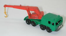 Matchbox Lesney No. 30 8 Wheel Crane oc16092
