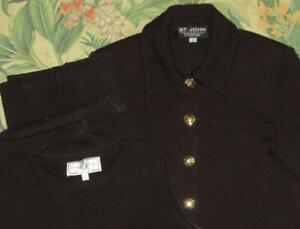 ST JOHN COLLECTION Brown 3 Piece Pant Suit 8