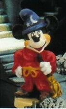 Disney Mickey Sorcerer Goebel Miniatures Lt. Ed.
