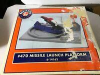 Lionel 6-14162 #470 Missile Launch Platform - NIB