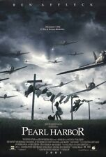 PEARL HARBOR MOVIE POSTER 2 Sided ORIGINAL Advance 27x40 KATE BECKINSALE