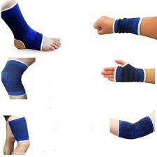 Elbow Arm Knee Back Bandage Sports Brace Arthritis Injury Gym Support UK Stock