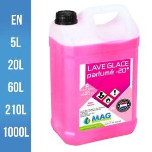 Lave Glace Parfumé toutes saisons jusqu'à -20° 1000 Litres