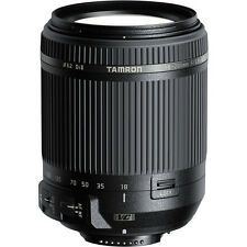 Tamron 18-200mm f/3.5-6.3 Di II VC Zoom Lens for Nikon Digital SLR Cameras