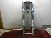 1999 Honda Shadow VT 750 VT750 ACE Left & Right Forks with Triple Tree