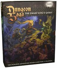 Dungeon Saga Game