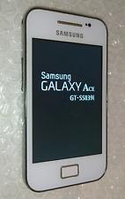 Téléphone Smartphone Samsung Galaxy ACE GT-S5839i blanc débloqué tous opérateurs