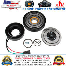 Ac Air Compressor Clutch Kit For Nissan Altima Sentra 2.5L 2007 2008 2009-2012