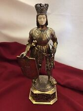 925 Er Sterling Silber Figur Ritter