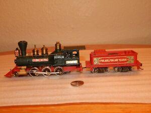 Vintage HO New One ~ Cast 2-6-0 Philadelphia & Reading Steam Locomotive & Tender