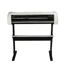 28 Plotter Machine Lcd Vinyl Cutter Plotter Sign Cutting Equipment With Stand