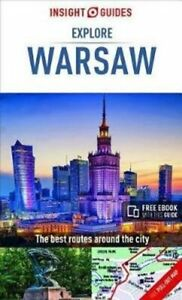 Insight Guides Explore Warsaw  by Insight Guides 9781786716545 | Brand New