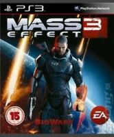 Genuine Mass Effect 3 Playstation 3 PS3 Brand New Sealed FAST FREE SHIPMENT