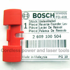 Bosch Forward/Reverse Slide Switch Lever GSR18V (NOT Li-ion) Drill 2 609 100 504