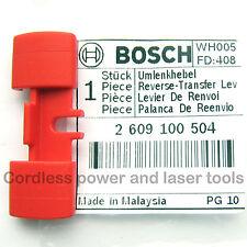 Bosch Forward/Reverse Slide Switch for GSR14.4V (NOT Li-ion) Drill 2 609 100 504