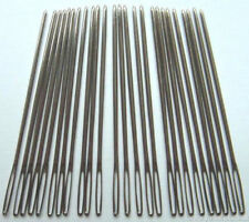25 x Nickel Plated Tapestry Needles Size 20 Hand Sewing
