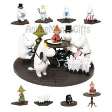 MOOMIN VALLEY & FRIENDS (Complete Set 8 pcs) 2017 TAITO JAPAN