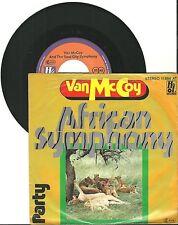 "Van Mc Coy, African Symphony, G/VG 7"" single 0391"