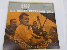 Stan Getz & The Oscar Peterson Trio. Vinyl-LP, Verve, USA 1957.
