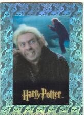 Harry Potter World Of Harry Potter 3D Series 1 Rare Chase Card R4