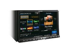 Alpine X800D-U  Advanced Navi Station X800D-U The One Look Navi XL makes in-car