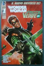 WONDER WOMAN n. 1 Ultra Variant - Lion - DC - NUOVO / New 52 / Freccia Verde