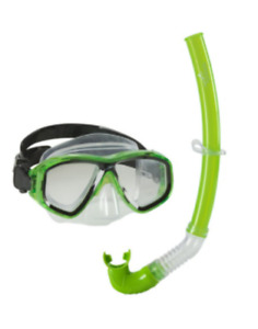 Speedo Kids Surf Gazer Mask & Snorkel Set Ages 3-8