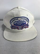 Los Angeles Dodgers Baseball Stadium Hat Cap 25th Anniversary Snapback Vintage