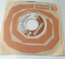 THE FLIRTATIONS - NOTHING BUT A HEARTACHE / HOW CAN YOU TELL ME? - DERAM Ex/NM