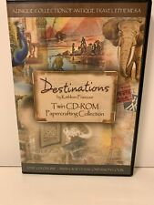 Destinations Twin Cd Rom Papercrafting Collection By Kathleen Francour