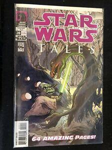 STAR WARS TALES #20 -  DARK HORSE COMICS Yoda