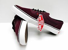 Vans Era Pro Burgundy Orange VN-097L7ZA Men's Size 6.5