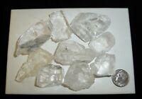 Ice Calcite Crystals Mexico 150 grams