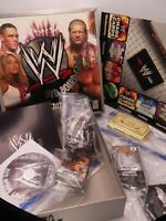 WWE DVD Board Game 2nd Edition: New Game, New Rules. Raw Smackdown Pro Wrestling
