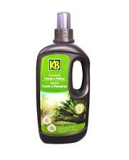 CONCIME LIQUIDO KB - LT. 1 CYCAS & PALME Per tutte le piante mediterranee
