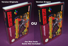SUPER GHOULS'N GHOSTS - Super Nintendo SNES FAH - Universal Game Case (UGC)
