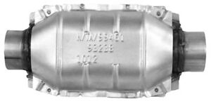 Catalytic Converter-Ultra Universal Converter Walker 93238