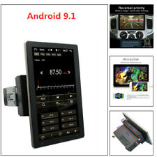 "10.1""Android 9.1 1DIN Rotatable HD Car MP5 Stereo Radio Player GPS Navigation"