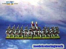 15mm SYW Seven Years War WGS painted French Fusilier Btln Fa15