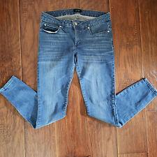 Bebe Womens Skinny Jeans Size 28 Stretch   h2