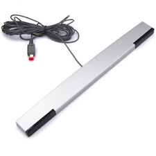 Wired Infrared Ray Sensor Bar for Nintendo Wii Console + Stand 3M Cable Infared