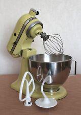 KitchenAid Küchenmaschinen Pastellgelb Kitchen Aid wie Artisan