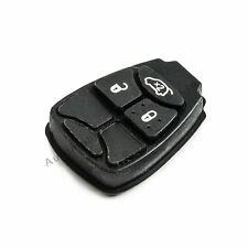 Rubber Button Pad For Chrysler Jeep Dodge 3 Button Remote Key Fob Repair type1