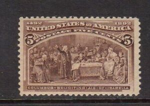 USA #234 VF Mint