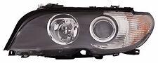 2003 - 2006 BMW E46 325CI/330CI COUPE/CONVT HEAD LIGHT HALOGEN LEFT (CLEAR)