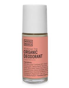 NOOSA BASICS Organic Deodorant Roll on Coconut Vanilla 50ml