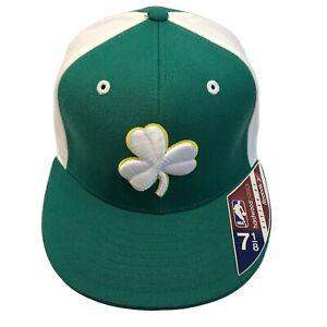 Boston Celtics NBA Reebok Hardwood Classics 7 1/8 Fitted Cap Hat $28