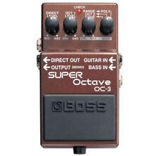 Boss OC-3 Super Octave Effektgerät