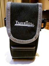 PHOTO ➤ Petit sac bandouillère pour appareil compact apparaat tas bag TRAVELLER